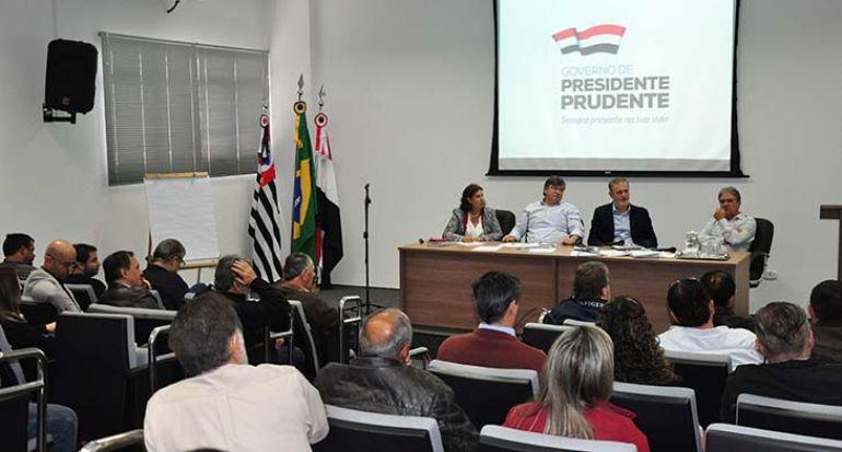 José Reis - Assembleia realizada ontem definiu termo de referência para elaboração de plano