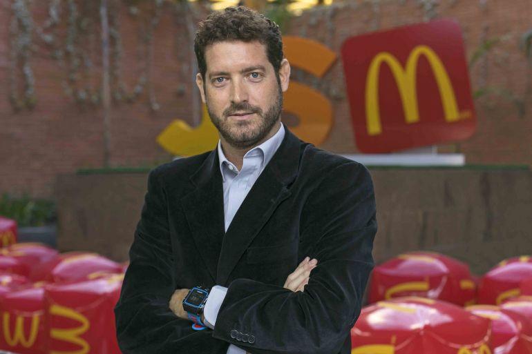 """AI do McDonald's, David: """"Novidade é reversão do valor arrecadado à educação"""""""