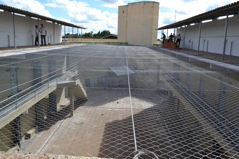 Arquivo - Entre as unidades alvo da Operação Echelon estava a Penitenciária de Junqueirópolis