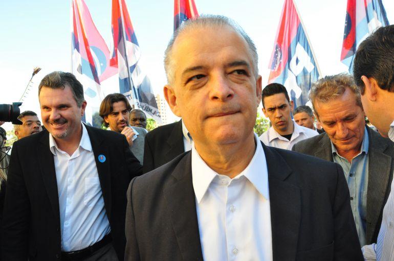 José Reis - Ordem de serviço foi assinada nesta segunda-feira pelo governador Márcio França