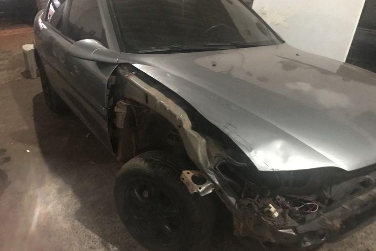 Polícia Civil - Carro envolvido no acidente de quinta foi apreendido e passará por perícia científica