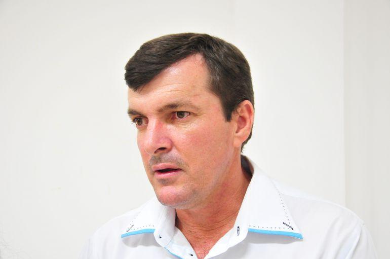 Arquivo - Ailton, presidente do Ciop, diz ser preciso analisar a viabilidade do investimento