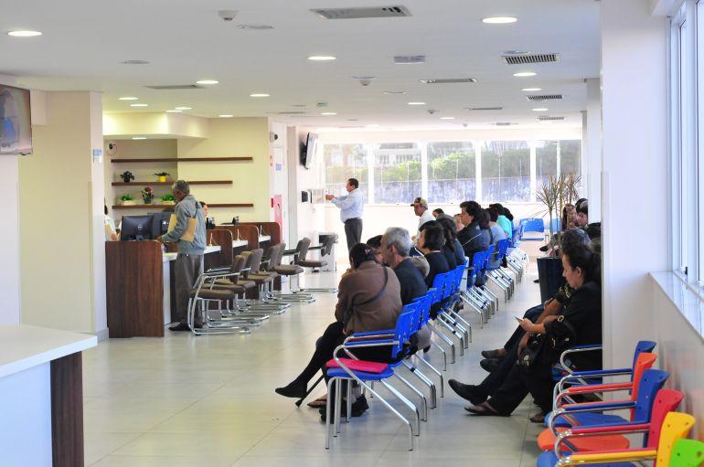 Marcio Oliveira - Entre os serviços oferecidos pelo hospital aos pacientes estão a quimioterapia e a radioterapia