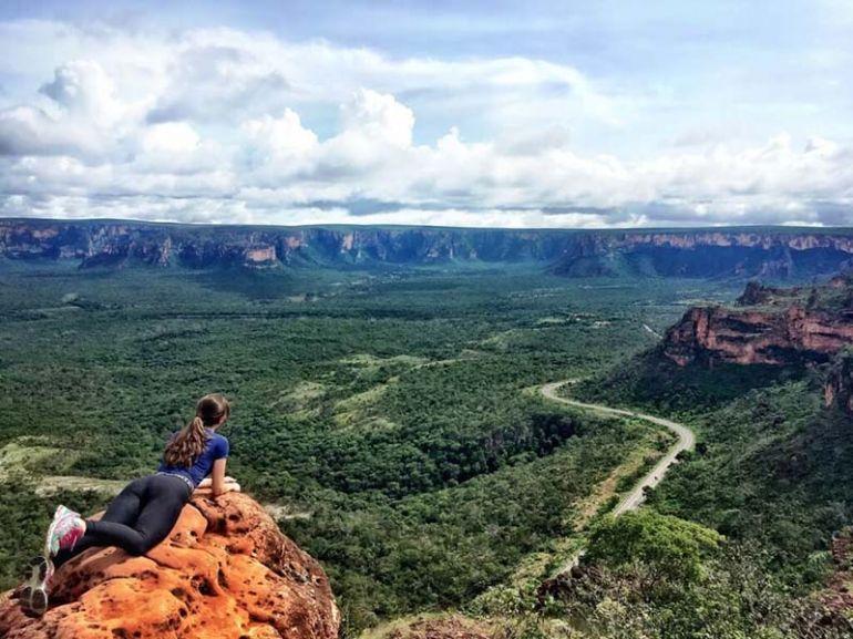 Parque Nacional abrange 33 mil hectares de terra protegida, com um relevo peculiar cheio de paisagens fascinantes