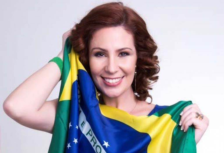 Divulgação - Carla falará sobre a importância dos movimentos de rua na política atual
