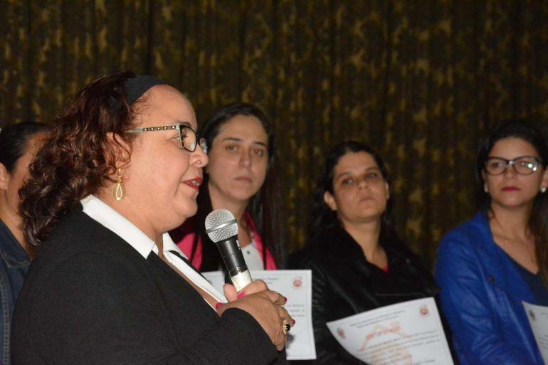 Cedida/Patrícia Motta - Sônia ressaltou que, para 2019, planeja ampliar o programa gradativamente até que atinja todas as escolas municipais