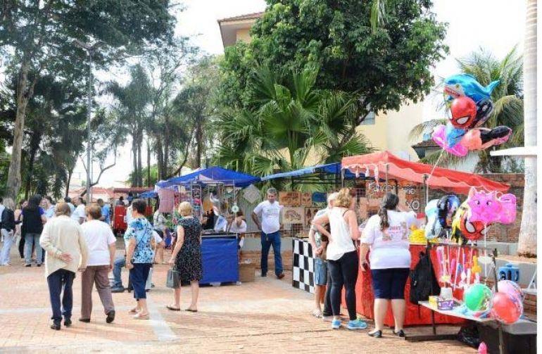 Marcos Sanches/Secom - No local, público poderá conferir ainda praça de alimentação, com diversas barracas
