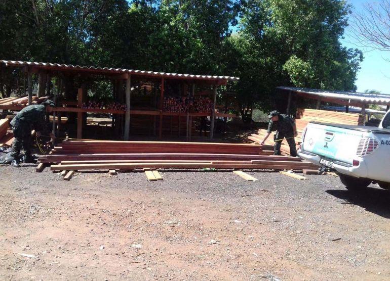 PMA - Empresa foi multada por vender madeira sem licença do órgão competente