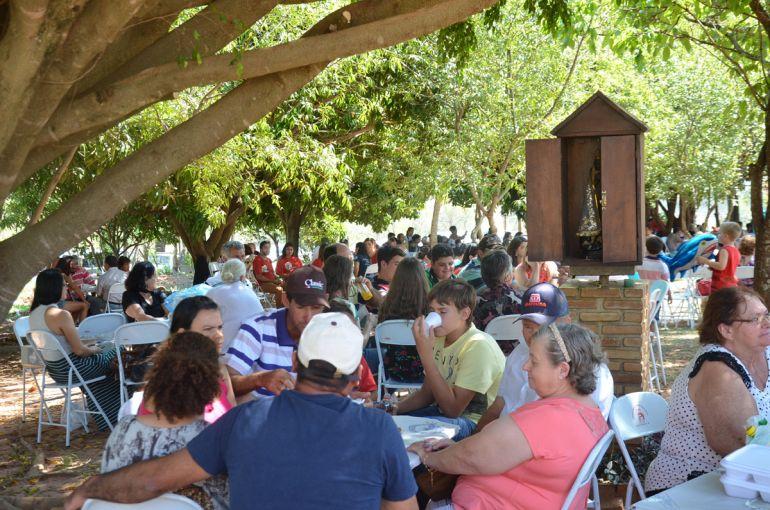 AI da Associação Lar São Francisco de Assis na Providência de Deus - Primeira edição do evento contou com a participação de cerca de mil pessoas
