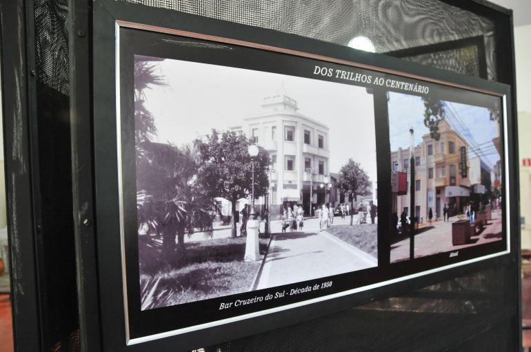 Marcio Oliveira:Exposição com 18 painéis pode ser vista no museu até o dia 28 de setembro