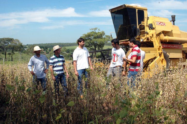 Arquivo - Conforme especialistas, condições climáticas e de mercado favorecem cultivo da soja