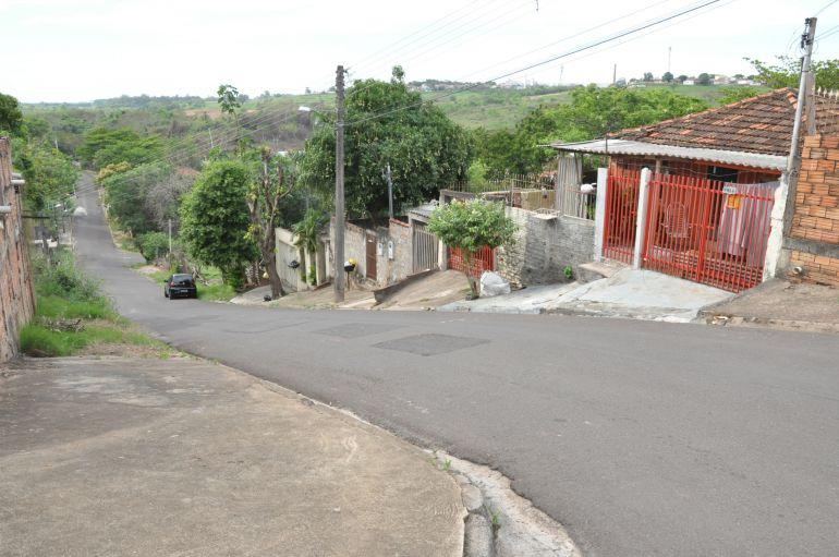 José Reis - Asfaltamento trouxe valorização para o bairro, aponta morador