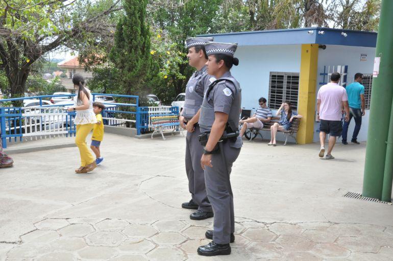 José Reis - Efetivo policial foi empregado em todos os locais com seção eleitoral