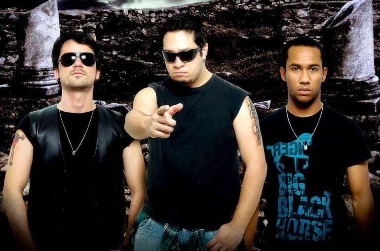 Divulgação - Banda contabiliza em 15 anos de história, dois discos e um EP autoral, lançado em 2018