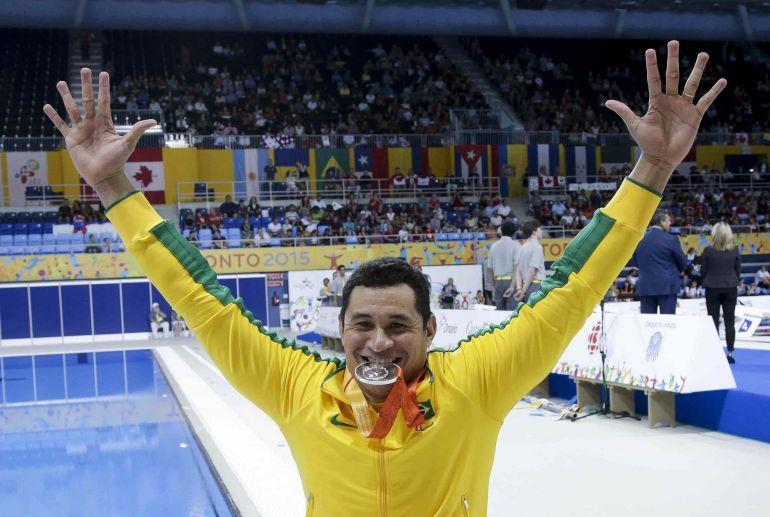 Cedida/Sesc Thermas - Cerimônia de abertura será comandada pelo medalhista paralímpico, o nadador Clodoaldo Silva