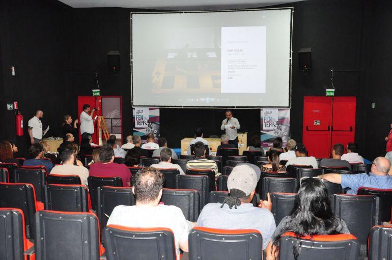 José Reis: Cerimônia de lançamento contou com a presença do poder público e de artistas locais, no Centro Cultural Matarazzo