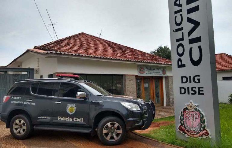Delegacia Seccional de Polícia de Presidente Venceslau - Operação, deflagrada ontem, envolveu DIG, Dise e CPJ em Presidente Venceslau