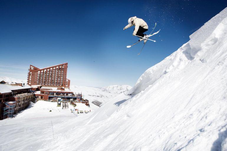 Valle Nevado é a estação de esqui e snowboard preferida dos brasileiros