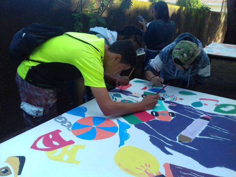 Jéssica Sabino/Cedida - Projeto envolve estudantes de 4 escolas estaduais de Prudente