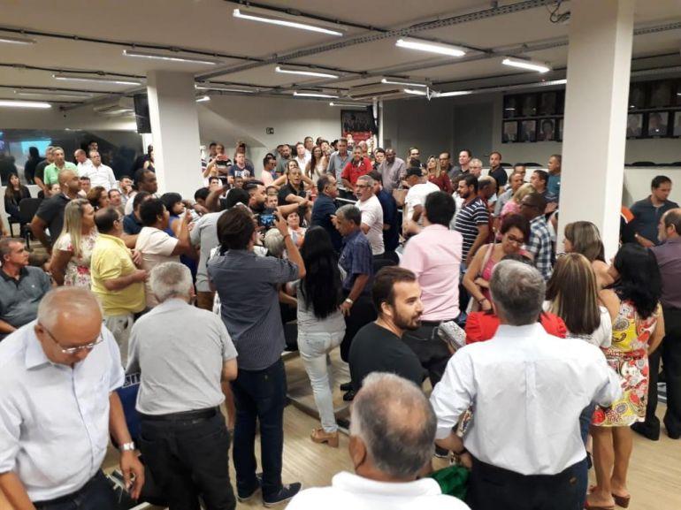 José Reis - Sessão ordinária da Câmara foi acompanhada pela população