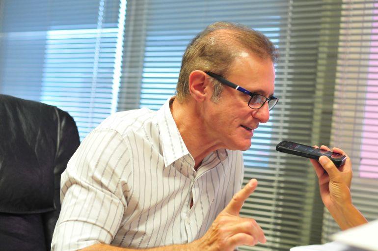 """Marcio Oliveira - """"Município tem suporte para sustentar o projeto"""", defende Bugalho"""