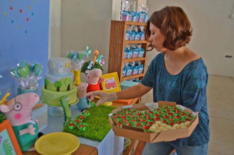 Divulgação - Tendências em doces, bolos e decorações, entre outros setores, podem ser vistas no local