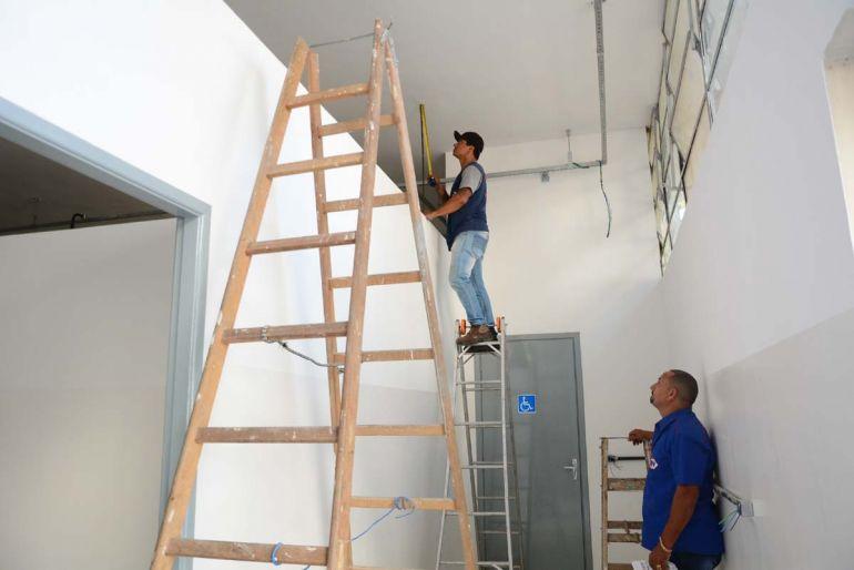 Marcos Sanches/Secom - Nova sede vai funcionar na esquina da Avenida Washington Luiz com a Rua Doutor José Foz
