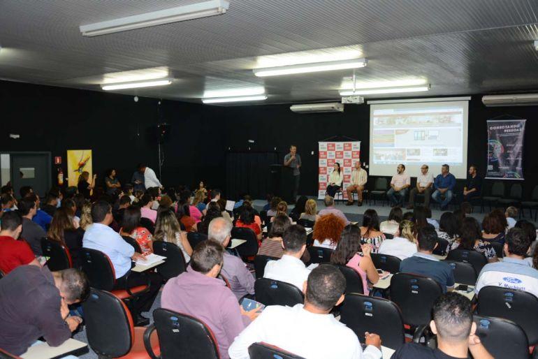 Marcos Sanches/Secom - Encontro, promovido pela Coordenadoria em parceria com a Delegacia Regional Tributária, abordou diferentes temas