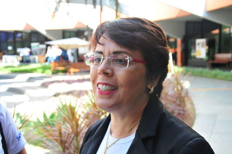 """Arquivo - Rita de Cássia: """"Evento promove o diálogo sobre a necessidade de estimular a economia criativa"""""""