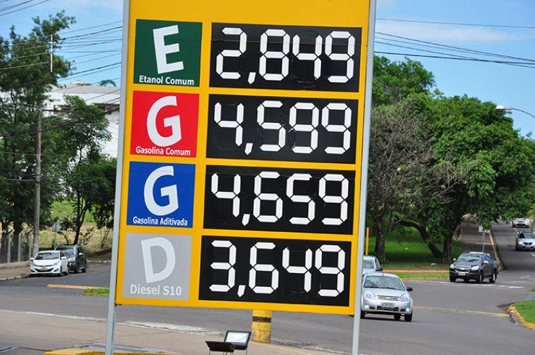 José Reis - Em postos de PP, preços da gasolina, etanol e diesel caíram