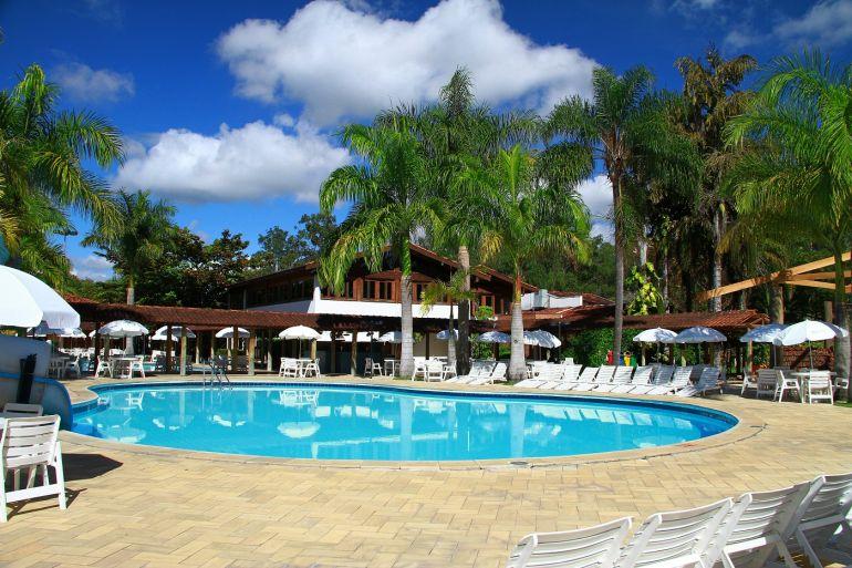 O Hotel Fazenda Mazzaropi é um empreendimento de sucesso, tendo sido eleito por 8 vezes como o melhor hotel fazenda do Brasil.
