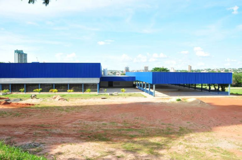 Foto: Márcio Oliveira -Secom aguarda repasse federal para finalizar 20% restante das obras