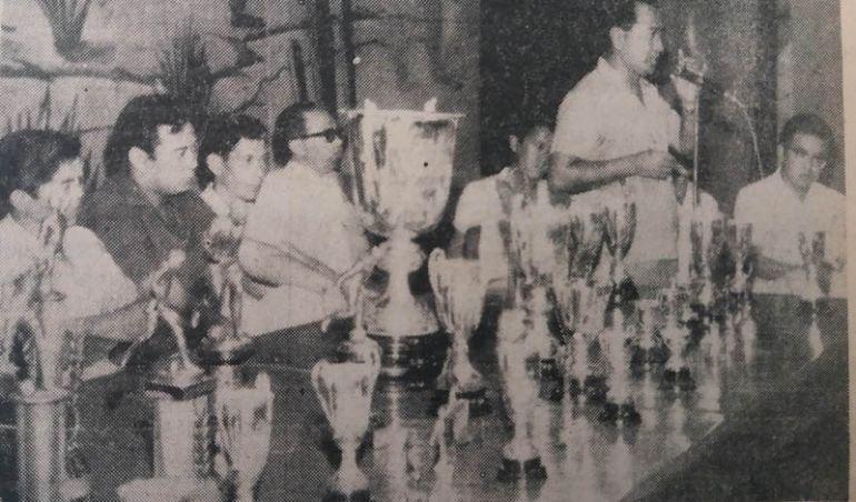 Arquivo - Prêmios entregues pela Liga Prudentina de Futebol