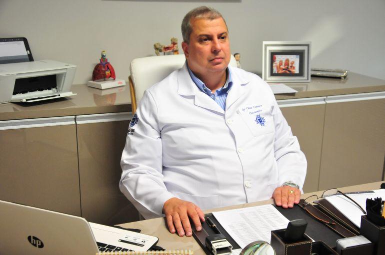 Marcio Oliveira - Segundo médico, imunoterapia não é indicada para pacientes com doenças autoimunes graves