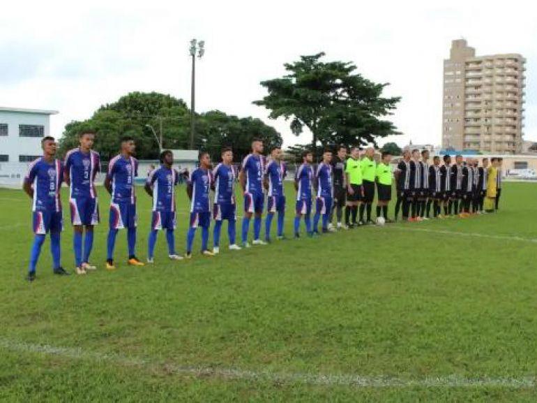 Cedida/Bruno Monteiro - Primeira partida da decisão terminou em 1 a 0 para o alvinegro