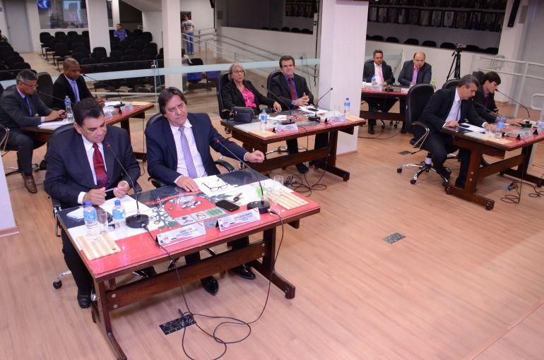 Maycon Morano/Câmara de Prudente - Projeto de leifoi aprovado pelos vereadores com 15 emendas parlamentares