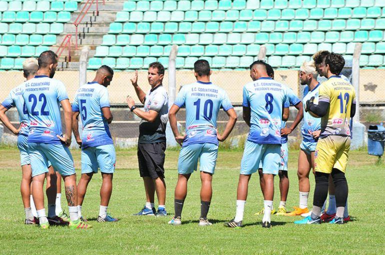 Foto: Marcio Oliveira /Estratégia, segundo o técnico Bruno será a mesma utilizada ao longo do campeonato