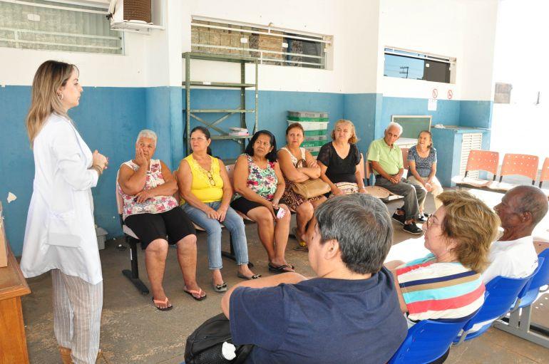 José Reis - Encontros ocorrem mensalmente e abordam temas relacionados a diversas patologias
