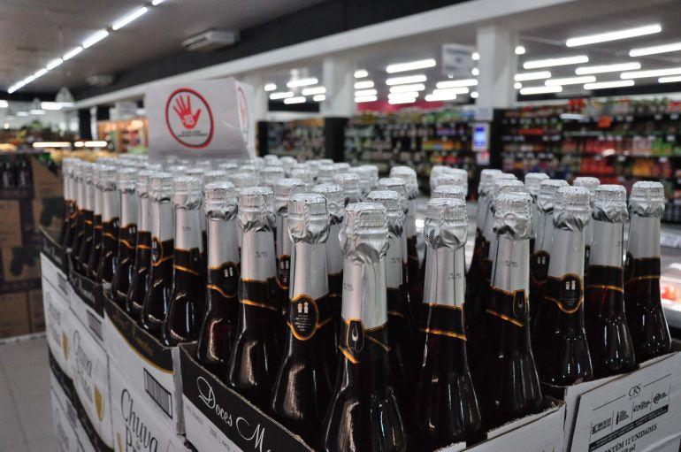 José Reis - Vinhos, champanhes, cervejas  e refrigerante são os mais procurados em supermercados