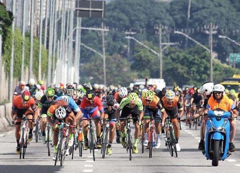 Cedidas/Tiago Ferraz - 213 ciclistas participaram da competição realizada no fim de semana