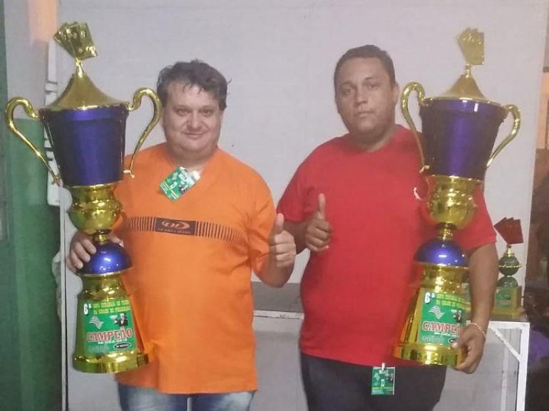 Cedidas/Luís Carlos Lemes - Além do troféu, prudentinos asseguraram um prêmio de R$ 13 mil