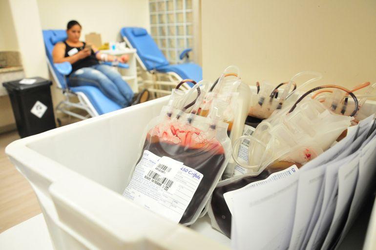 Arquivo - Bancospossuem meta mensal de bolsas de sangue para suprir demanda