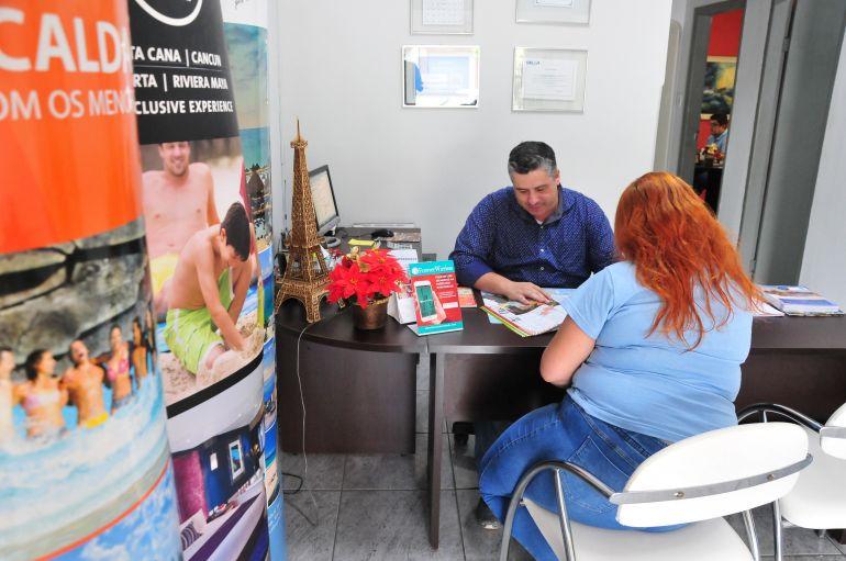 Marcio Oliveira - Na Vencestur, a procura por pacotes é maior do réveillon ao carnaval