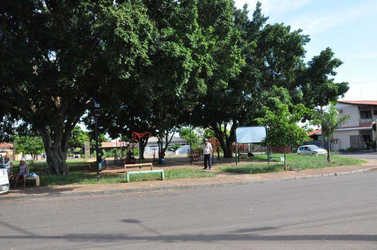 José Reis - Bairro implantado em 1978 tem área verde de 23.605 m²