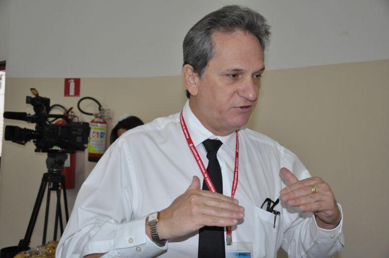 Arquivo - Alberico diz que está otimista para desempenho em 2019