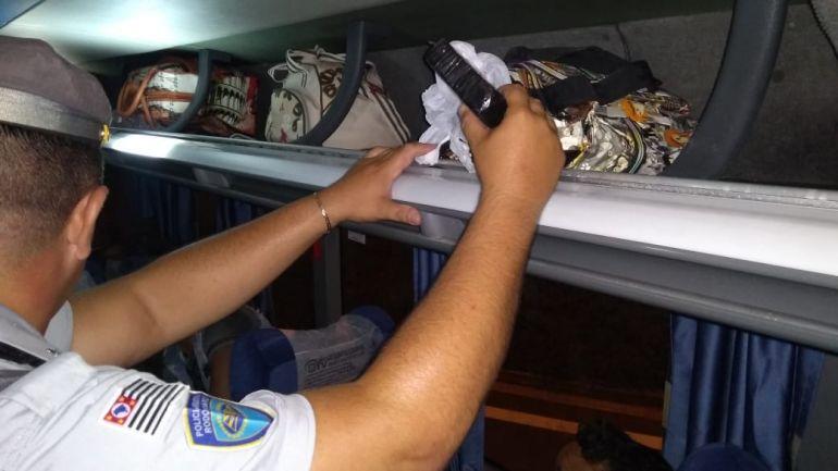 Polícia Militar Rodoviária  - Apreensões ocorreram em fiscalizações na Rodovia Raposo Tavares