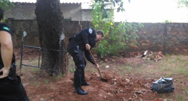Polícia Civil - Operação resultou na apreensão de drogas, dinheiro e máquinas