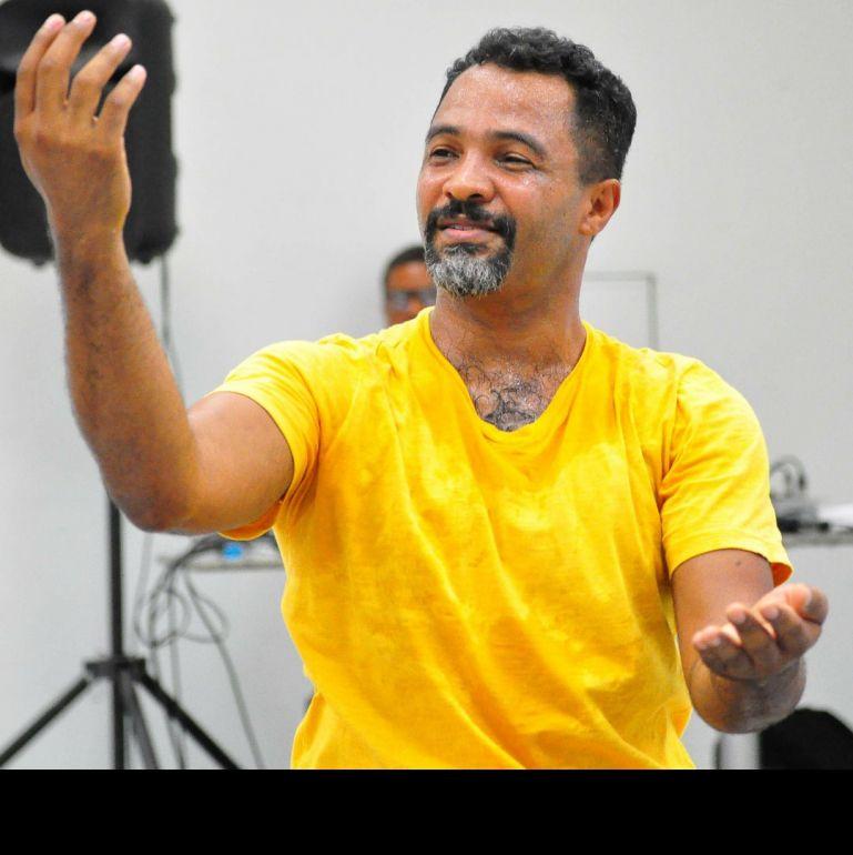 Cedida: Coreógrafo e bailarino, Emerson Euzébio da Silva