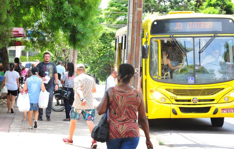 Marcio Oliveira - Uma vez o PL aprovado, nova tarifa  do transporte coletivo opera a partir do dia 20 de janeiro