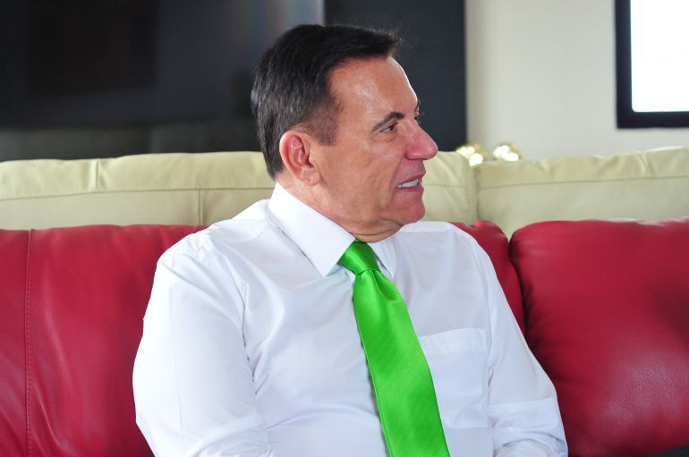 Marcio Oliveira - Henrique está motivado a investir cada vez mais no bem viver da população